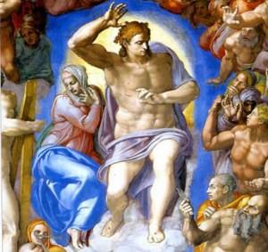 Cristo-Juez-Miguel-Angel