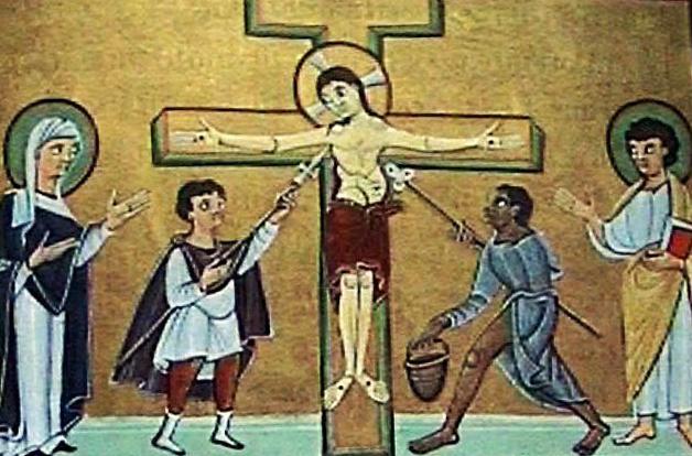 Apocalipsis-Bamberg-crucifixion