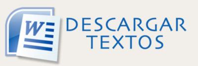 Botón para descargar textos como word