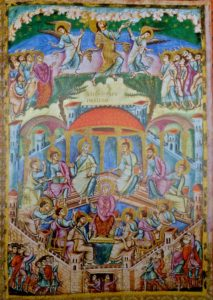 Pentecostes-Biblia-Carolingia