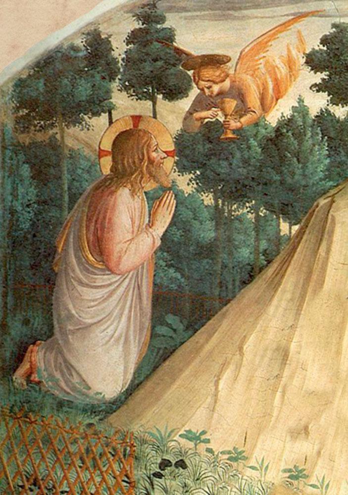 angelico-getsemani