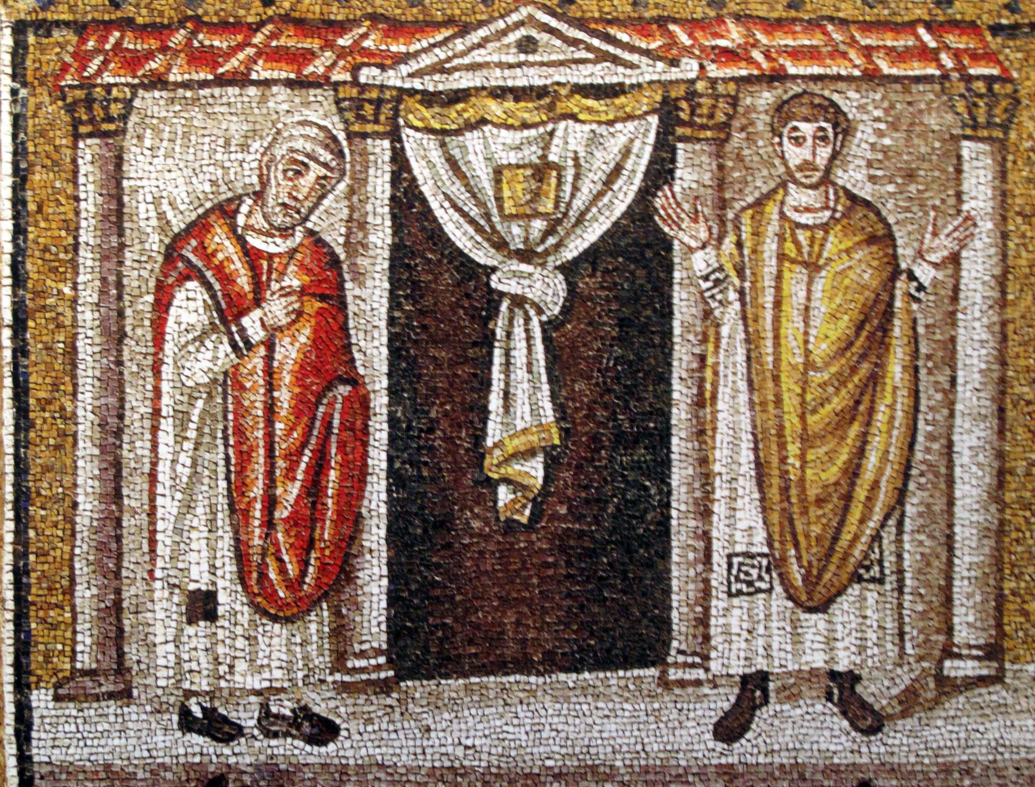 oracion-del-publicano-y-del-fariseo-san-apolinar-nuovo