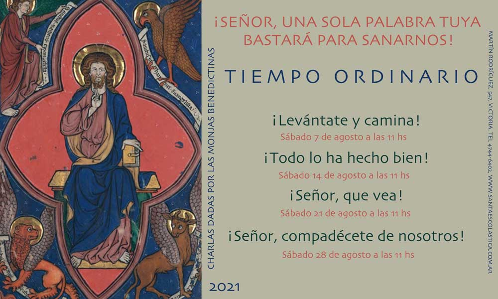 Curso de Liturgia en el Monasterio